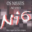 Ao Vivo by Os Nisseis (CD, Dec-2004, Atracao)