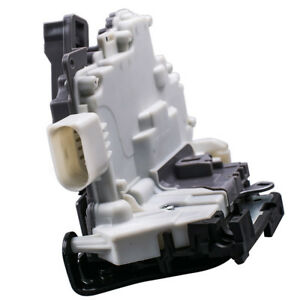 LH Front Left Door Lock Latch Actuator For VW Passat B6 AUDI A4 A5 Q5 Q7 TT