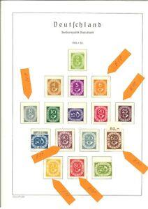 Top-BRD-Sammlung-1949-1974-mit-Posthorn-komplett-Schlegel-BPP