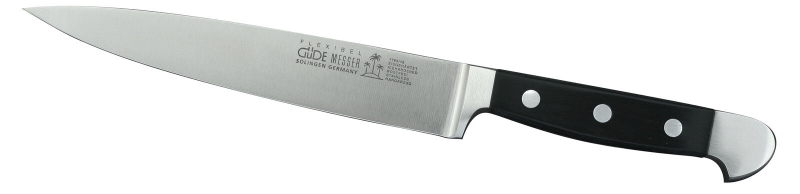 Güde Alpha Filetiermesser Filiermesser flexibel 1765 18 18 18 53407a