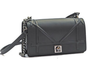 Ladies-amazing-celebrity-Made-in-Italy-Genuine-Leather-Hand-Bag-Shoulder-Bag