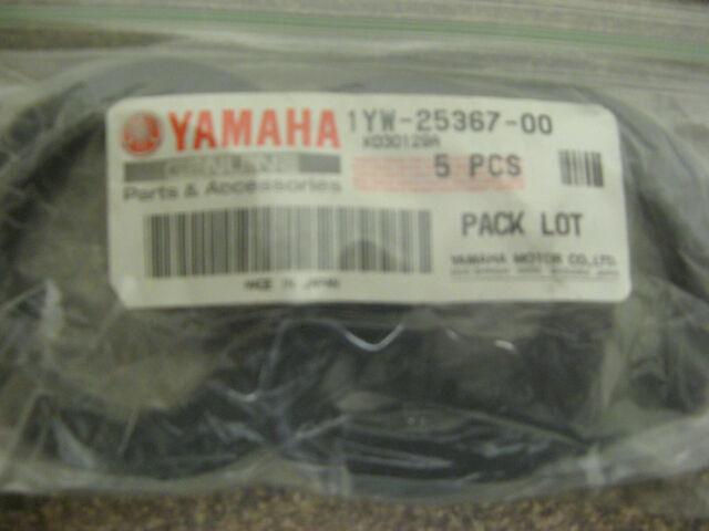 YAMAHA YFM350 1YW-25367-00 HUB DUST COVER 1 QTY VINTAGE OEM FREE SHIPPING