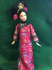 Mattel Barbie Dolls Of The World Princess Of China Chinese Doll Complete Loose