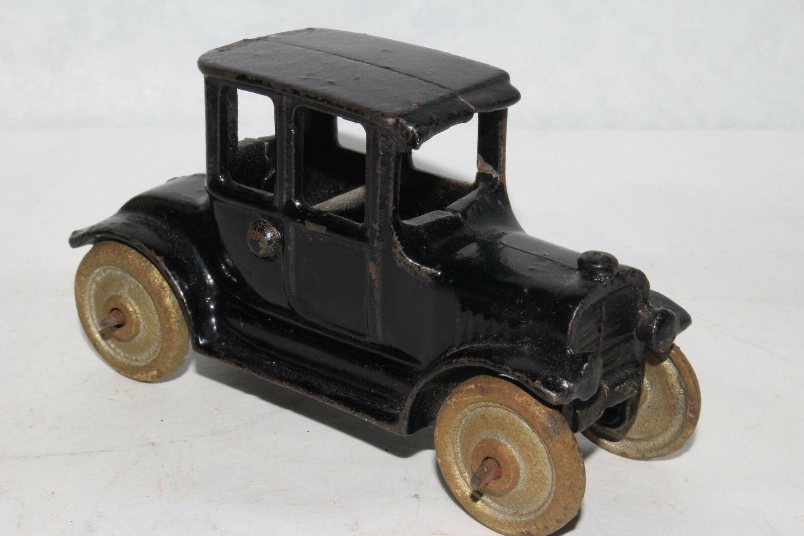 1920's Dent Cast Iron Coupe, Original