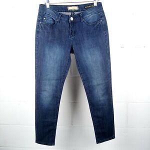 Kardashian-Kollection-The-Kourtney-Jeans-Size-8-Blue-Stretch