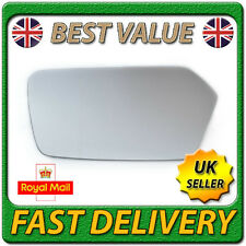 Left Passenger Side Convex Wing Mirror Glass for MERCEDES SL-Class R107 71-89