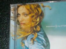 MADONNA - RAY OF LIGHT (2001) Frozen, Nothing really matters, Swim, Little star