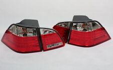 LED BAR RÜCKLEUCHTEN RÜCKLICHTER SET BMW 5er E61 04-07 KOMBI ROT KLAR RED CLEAR