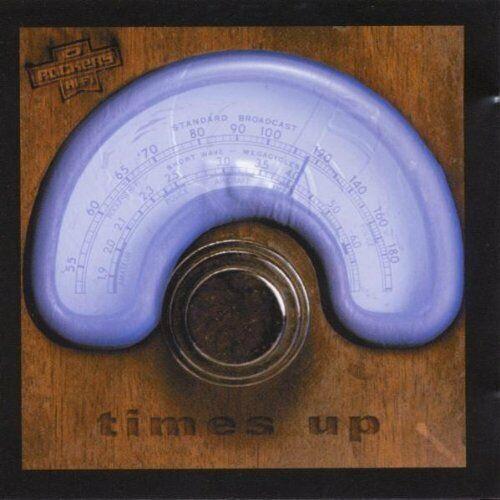 Rockers Hi-Fi Times up (1999) [CD]