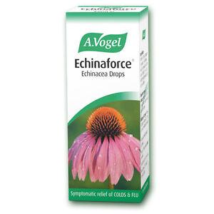 A.Vogel Echinaforce Echinacea Drops - 50ml or 100ml