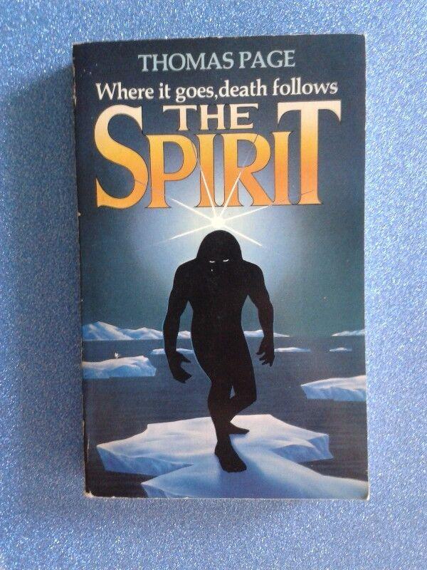 The Spirit - Thomas Page.