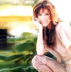 Celine-Dion-CD-Single-I-039-m-Alive-Europe-VG-EX