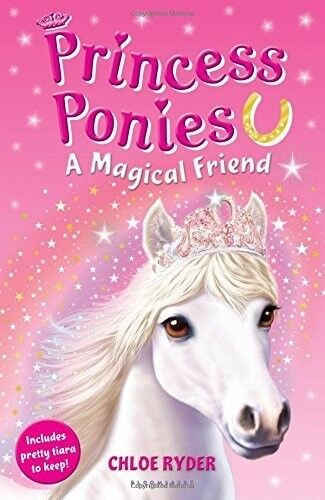 1 of 1 - Princess Ponies 1: A Magical Friend, New Books