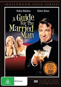 A-Guide-For-The-Married-Man-DVD-New-and-Sealed-Australia-Region-4