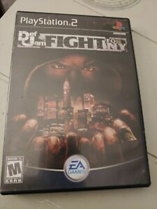 Def Jam: Fight for NY PlayStation 2, 2004