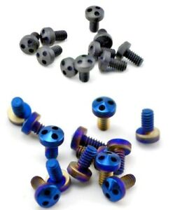 Details about 4 pcs Rivet Knife handle SCREWS for Genuine Ultratech &  Microtech Scarab series