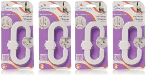 4 Count Dreambaby Secure-A-Lock