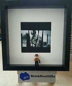 The Walking Dead Twd 3d Frame Rick Daryl Michonne Ebay