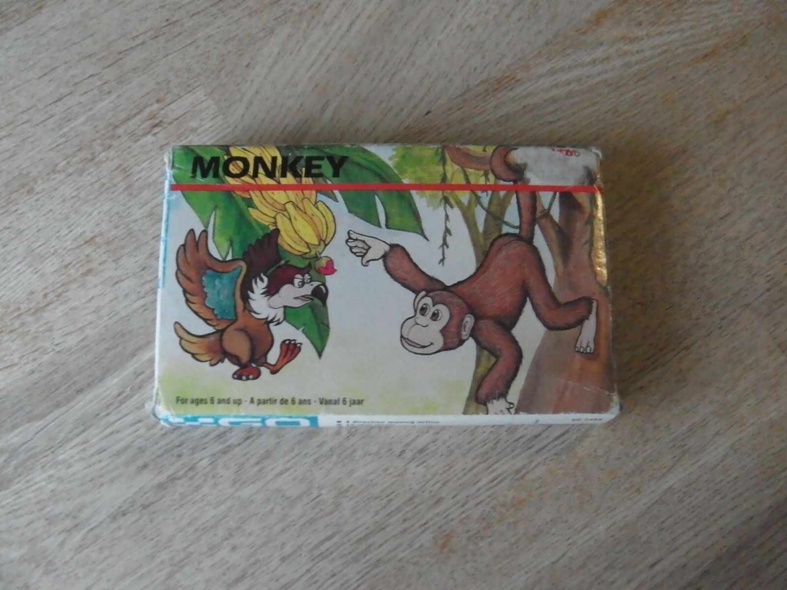 Lcd game  monkey  game watch