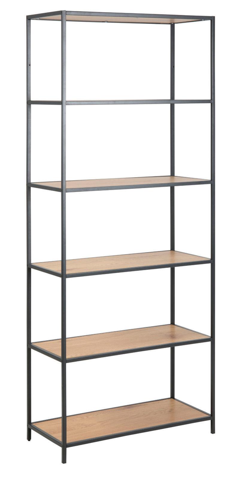 Pkline librería sea pa estante rojo  estante pa de madera estante para estante con soporte estante Wild roble Dekor 48a510
