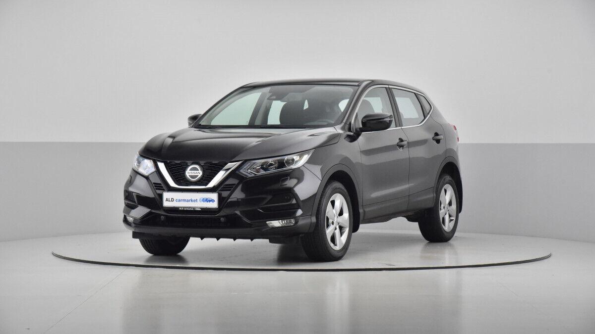 Nissan Qashqai 1,5 dCi 115 Acenta 5d - 212.000 kr.