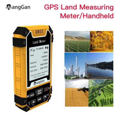 S1 Handheld GPS Land Measuring Meter Distance Measurement 2.4-inch Screen Tool