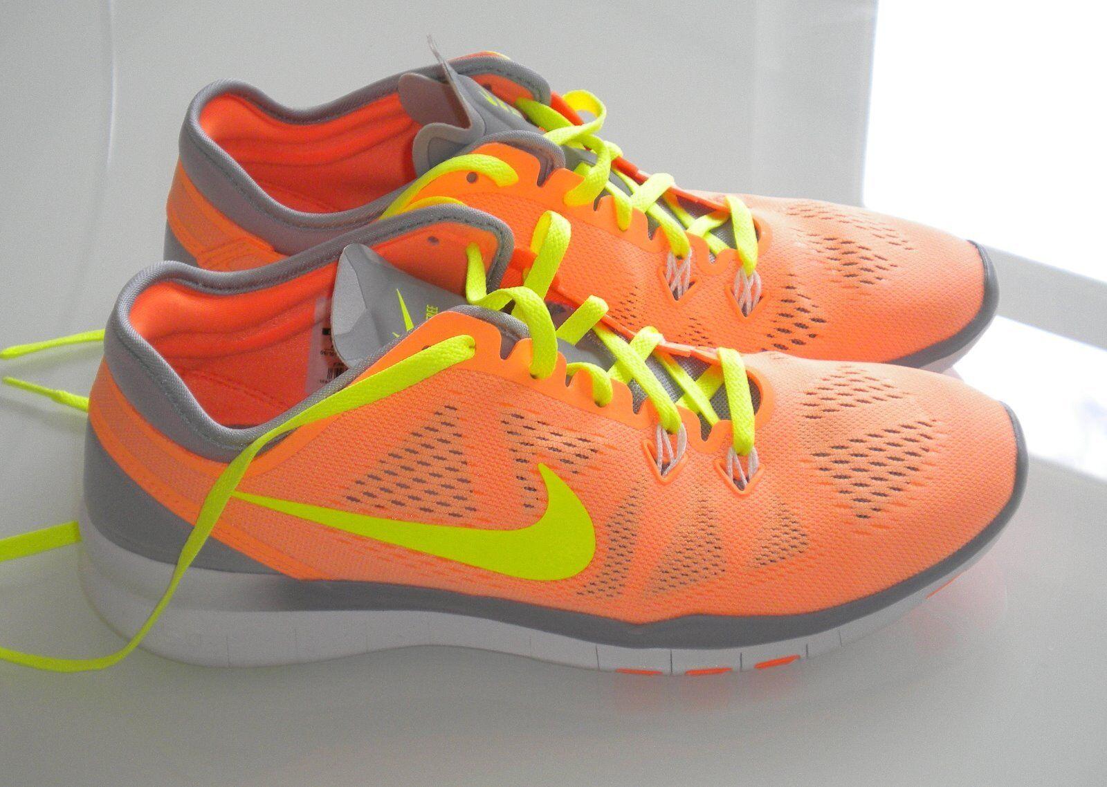 Wmns Nike Free 5.0 5.0 5.0 TR FIT 5  Schuhe Running Sneaker ORANGE PEACH CREAM 70ab6a
