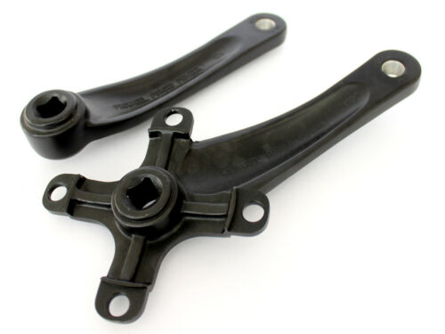 PROWHEEL Forged Pioneer Square Hole Crank Arms BCD 104 mm 170 mm 4-Hole