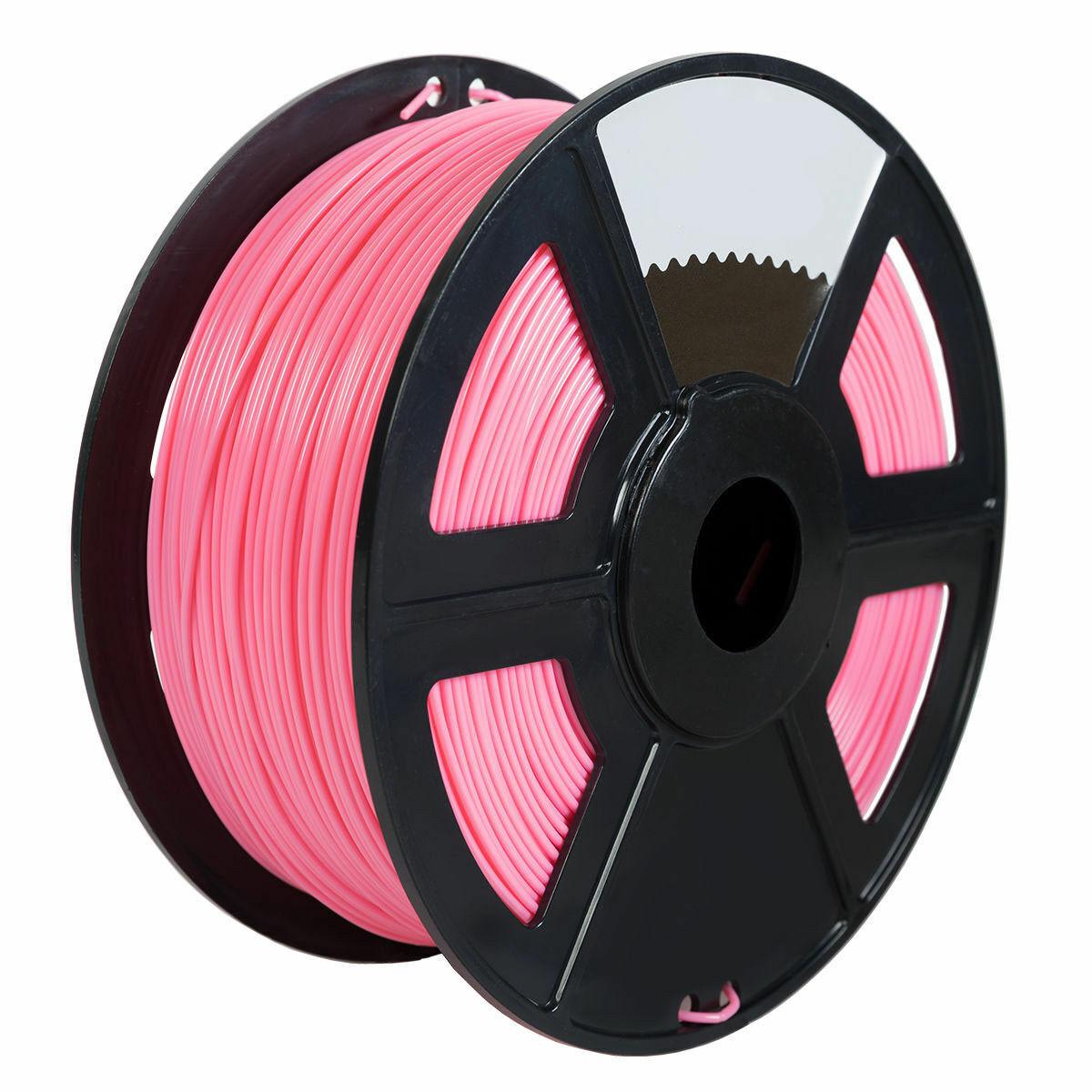 3D Printer Premium PETG Filament 1.75mm 1kg/2.2lb - Pink