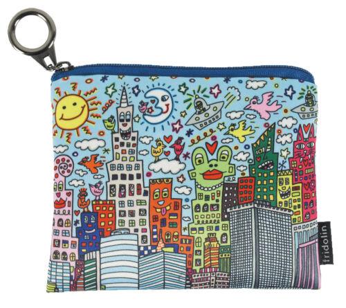 Rizzi Portefeuille Mini My New York City minigeldbeutel geldtäschchen pop art