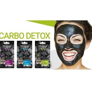 Bielenda-Black-Carbon-Detox-Mask-Purifying-Deep-Cleansing-Blackhead-Remover-Acne