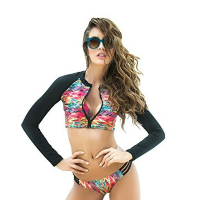 4a08f348db5d1 Swimwear MAPALE 6816 Three Piece Swimsuit M for sale online