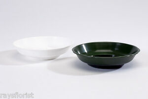 Adroit Plastic Pop Bowl Posy Dish By Smithers Oasis Pack Of 5 Posie Dishes