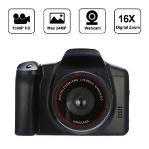 Professional-Digital-Camera-w-3-034-Display-16MP-1080P-16X-Zoom-Full-HD-DVR-Recorder