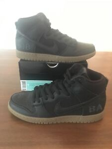 factory price 495ad 29684 Details about Nike Dunk SB High Pro QS BRIAN ANDERSON ANTI HERO BLACK  AH9613-001 sz 9