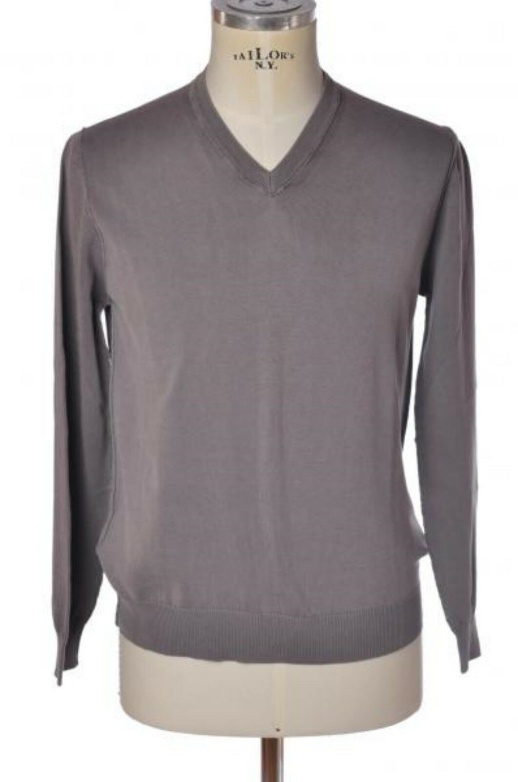 Alpha  -  Sweaters - Male - 46 - Grey - 1485818B163709