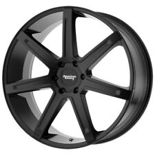 4 American Racing Ar938 Revert 20x9 5x5 35mm Satin Black Wheels Rims 20 Inch Fits Ram