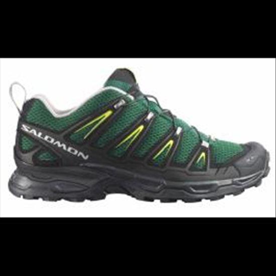 shoes SALOMON X ULTRA - Green-7