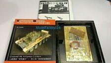 Centaur C.S.Mk IV Grills for Tamiya kit 1PE Voyager 1//35 WWII Cromwell Mk.IV