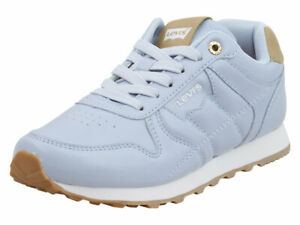Tessa-UL Ice Blue Levis Sneakers Shoes