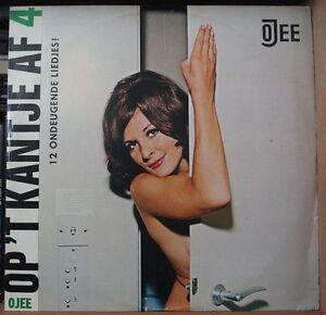Details About Diverse Artisten Op T Kantje Af Nr4 Sexy Cover Holland Press Lp