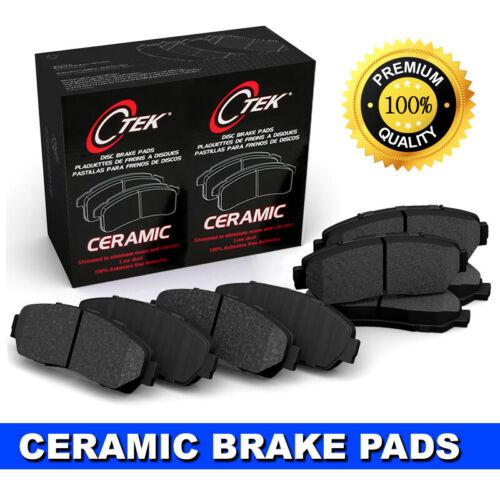 FRONT And REAR Ceramic Disc Brake Pads For Toyota RAV4 2006-2016