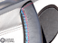 thumbnail 2 - Door Handle Cover BMW E70 X5 (07-13) Black Leather M Sport Stitch LEFT