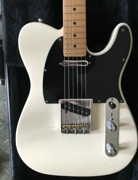Fender American Special Telecaster 60th Anniversary 2011 (Olympic Weiß)