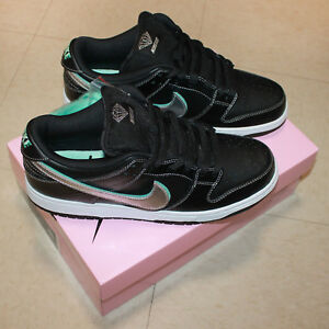 sports shoes a5aa5 f241c La foto se está cargando Nike-SB-Dunk-Low-Pro-og-Qs-Diamond-