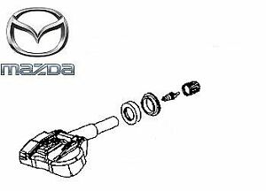 Genuine-Mazda-3-2009-2013MPS-Tyre-Pressure-Sensor-BHB637140A9A