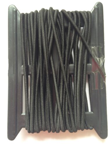 13 Metres Of 2.5 mm Replacement shock cord/elastic For Fiberglass Tent Poles