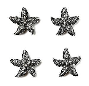 Starfish Tuxedo Shirt Studs