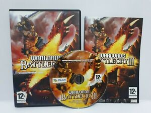 Warlords-Battlecry-III-3-PC-2004-RPG-Complete-VGC-Same-Day-Dispatch-J1L