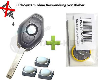 BMW e81 e46 e39 e60 e61 e63 e38 e83 e53 e36 e83 télécommande silicone Housse NEUF